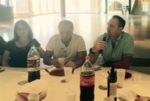 Gustavo Álvarez, presidente de la Red Sindical de Escuelas de Formación Profesional (RESEFOP).