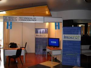 1ra. Exposición de Formación Profesional de la UOYEP