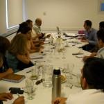 Primera reunión 2015 de la Comisión Directiva de RESEFOP