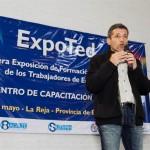 e realizó el XIV Encuentro de Educación y Capacitación de la FATERyH en La Reja