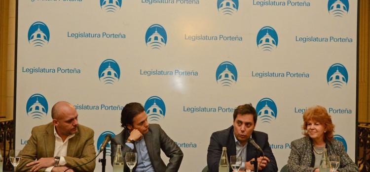 SAFYB participó de un acto en la Legislatura porteña con motivo del Día del Bioquímico