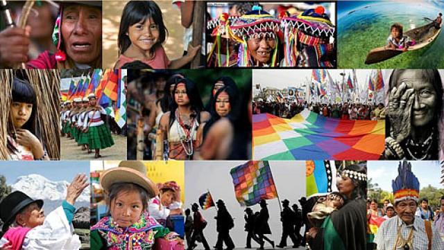 09 de agosto Día intern de los pueblos indígenas
