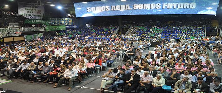 """SGBATOS participa del """"Seminario Internacional del Derecho Humano al Agua"""""""