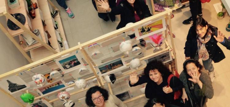 """Exposiciones de """"Huerta urbana"""" y """"Diseño con objetos de desecho"""", en el Centro Cultural de SEDUCA"""