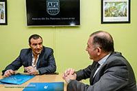 Acuerdo entre APL y el INCAP para formación política