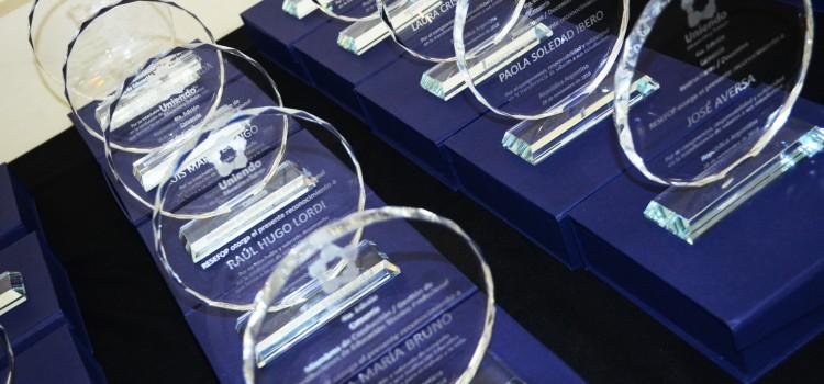 Se realizó la entrega de los Premios UNIENDO 2018