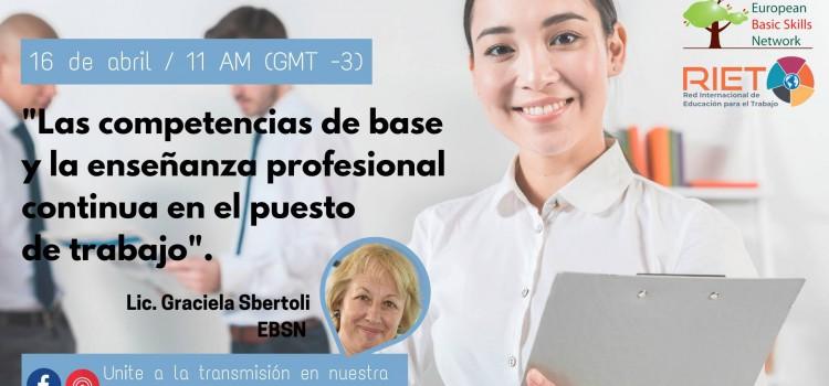 RIET: Vuelven las conferencias gratuitas sobre Formación Profesional