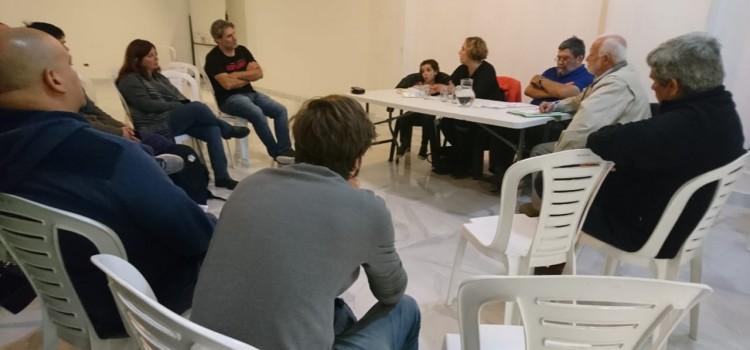 AGTSYP: Charla debate sobre el modelo sindical argentino