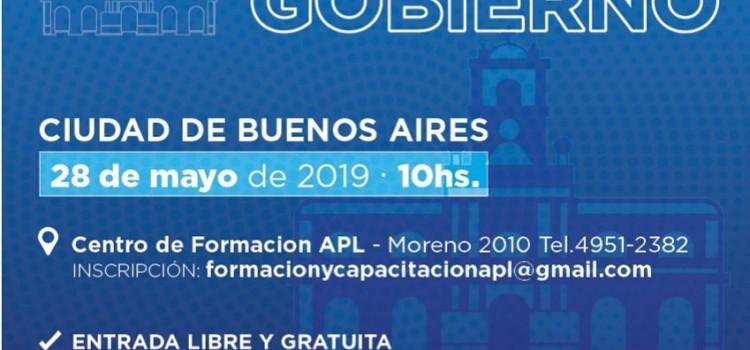 APL-INCaP: Abierta la Inscripción para un nuevo módulo del Programa de Capacitación Política