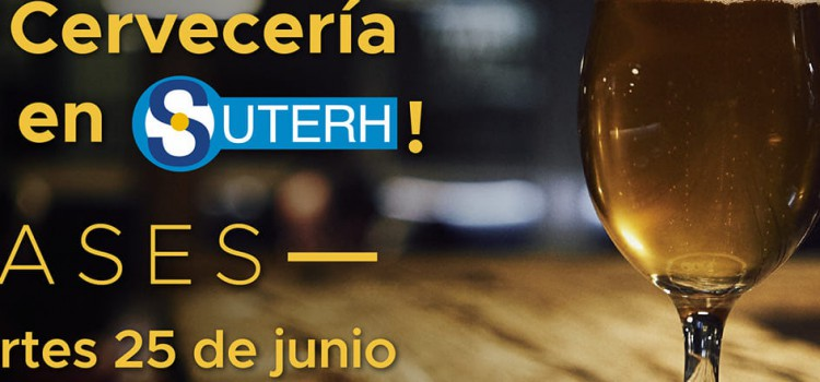 Este martes inicia un nuevo Curso de Cervecería Artesanal en el CFP 28 SUTERH