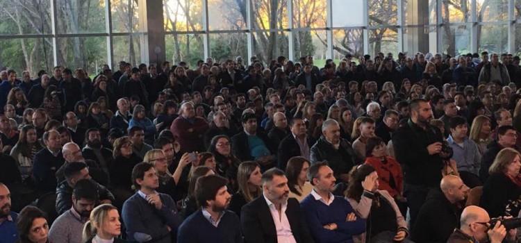 Se realizó el 1er Encuentro de Formación Profesional en la provincia de Buenos Aires