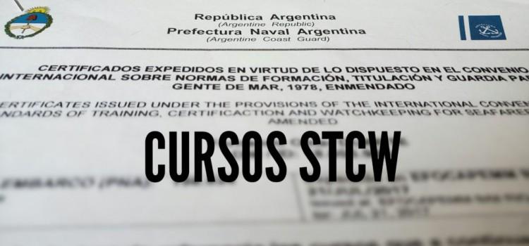 SICONARA: inscripción para los cursos básicos STCW en Corrientes