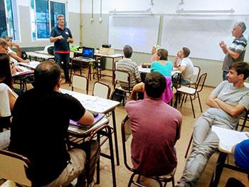 AMET: nuevo encuentro de capacitación docente 2019