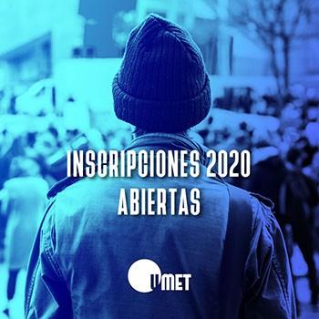 UMET: Abierta la inscripción 2020