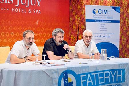 FATERYH: XIX Encuentro de Capacitación y Educación