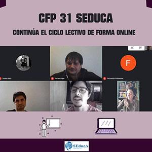 SEDUCA: Continúan los cursos de manera virtual