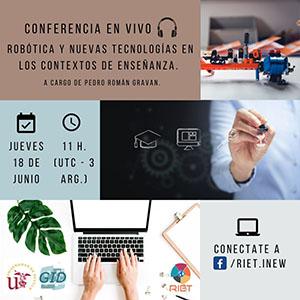RIET: nuevo webinar sobre Formación Profesional