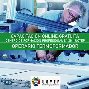 Formación Profesional en UOYEP: Oferta 2021