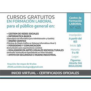 FATERYH: Cursos de Capacitación laboral en Provincia de Buenos Aires