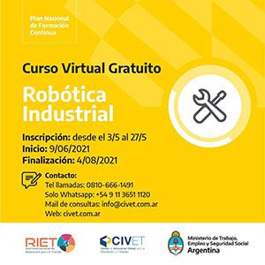 Robótica, Fab-Lab y Design Thinking se suman a la lista de cursos gratuitos de RIET y el Ministerio de Trabajo